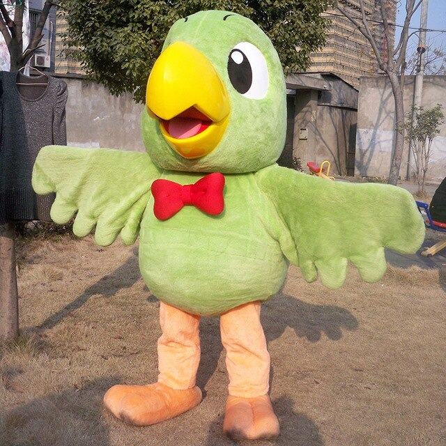 Custom-little-bird-Mascot-Costume-Hallow